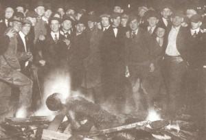 linchamiento, 1919